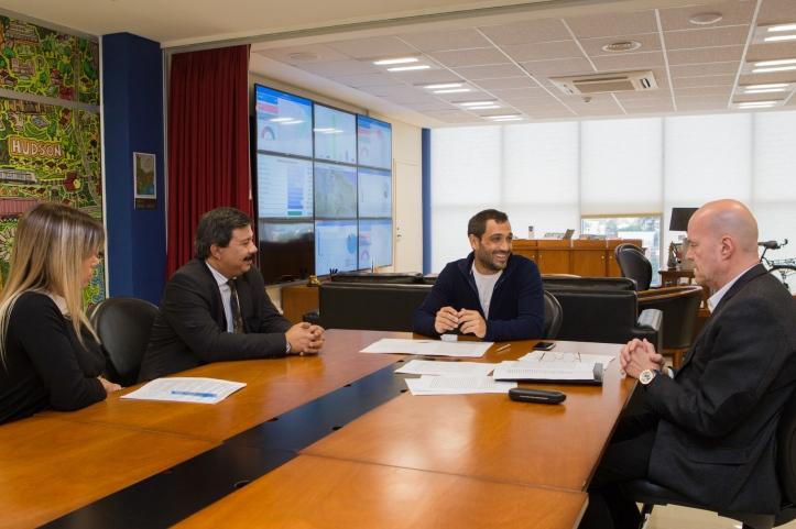 La Municipalidad de Berazategui avanza en la unificación de datos sobre infracciones e impuestos de patentes (1)