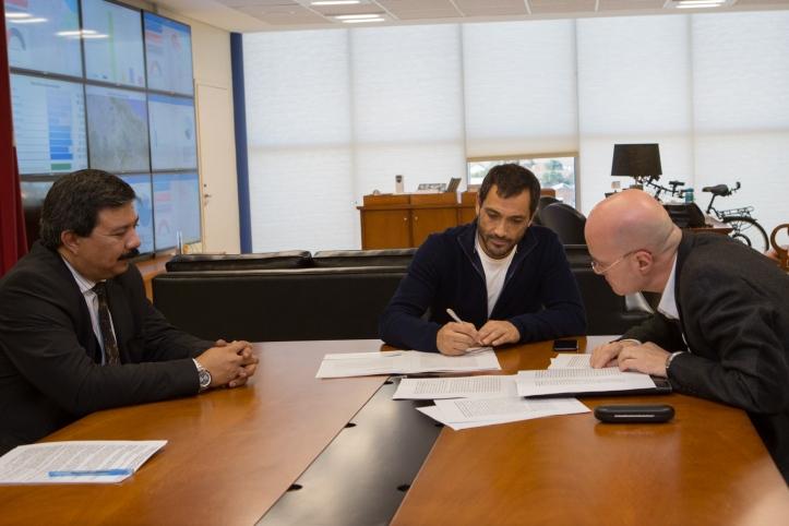 La Municipalidad de Berazategui avanza en la unificación de datos sobre infracciones e impuestos de patentes (2) (1)