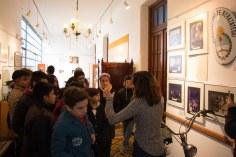 ALUMNOS DE LA ESCUELA TÉCNICA N° 6 RECORRIERON LOS MUSEOS DE LA CIUDAD (2)