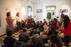 ALUMNOS DE LA ESCUELA TÉCNICA N° 6 RECORRIERON LOS MUSEOS DE LA CIUDAD (3)