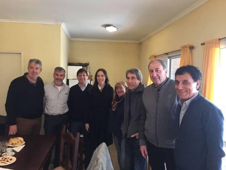 Visita sorpresa Gobernadora Vidal