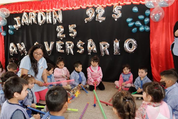 EL JARDÍN DE INFANTES N° 925 CELEBRÓ SU 25° ANIVERSARIO (4)