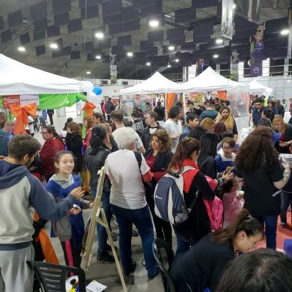 GRAN ÉXITO DE LA PRIMERA EXPO SALUDABLE DE BERAZATEGUI (9)