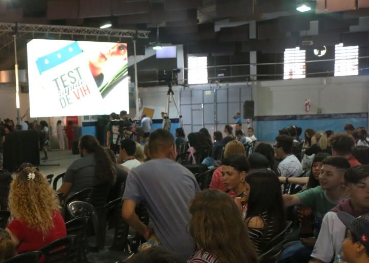 COMENZÓ LA VOTACIÓN DEL CONCURSO 3.0 CONTRA EL VIH-SIDA (3)