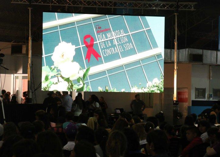 COMENZÓ LA VOTACIÓN DEL CONCURSO 3.0 CONTRA EL VIH-SIDA (4)