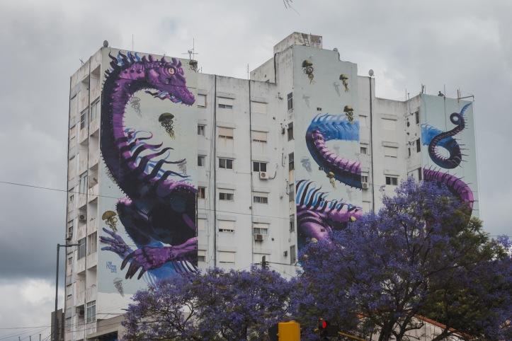 Muro urbano 1