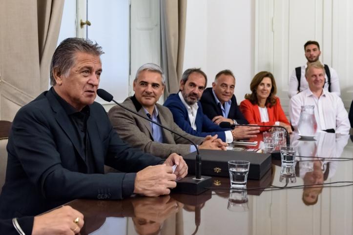 "Ubaldo Matildo Fillol ""Personalidad destacada de la Pcia. de Bs."