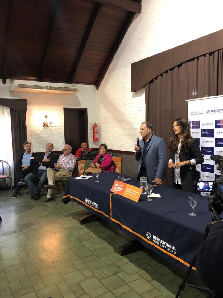 BERAZATEGUI BUSCA FORTALECER SU CIRCUITO PRODUCTIVO Y COMERCIAL (2)