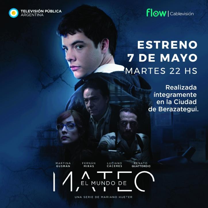EL MUNDO SEGÚN MATEO (4)